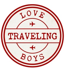 Love Travelling boys logo